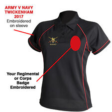 Army Navy 2017 Rugby - Rugby Sports Polo Shirt
