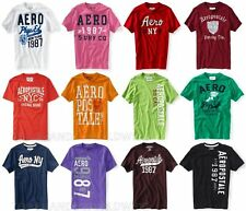 AEROPOSTALE MENS T-SHIRT LOT OF 3 YOU CHOOSE SIZES NWT WHOLESALE RESALE SHIRTS