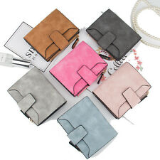 New Women Wallets Fashion Small Wallet Female PU Wallet Lady Coin Purses Holder