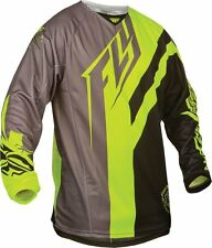 FLY RACING Motocross Jersey Men's Race 2XL MX ATV Dirt Bike