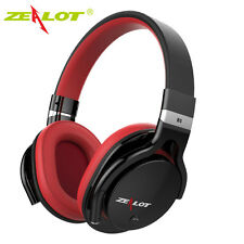 Zealot b5 earphone bluetooth wireless headband stereo headphone bass with mic