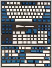 109/151 Keys DSA Profile blank keycap set PBT Spherical Key Caps For Mech KB