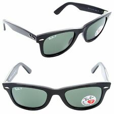 NEW AUTHENTIC RAY BAN WAYFARER RB2140-1 PLASTIC UNISEX 100% UV MADE IN ITALY