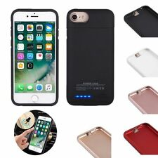 Magnetic 3000mAh Power Pack External Battery Backup Charger Case F. iPhone 7 6s