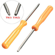 [NEW] Torx T8/T10 Security Screwdriver Tool for Xbox 360/PS3/PS4 Tamperproof Hol
