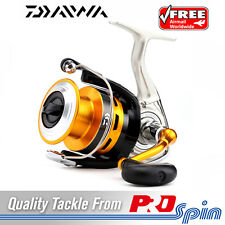 Daiwa Crest A Saltwater Spinning Fishing Reel - 2000/2500/3000/4000 Size Reels