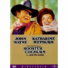 Rooster Cogburn (...and the Lady) (DVD, 1998, Snap Case) OOP JOHN WANYE CLASSIC