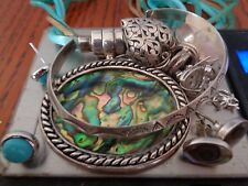 Sterling Silver Scrap or Not Lot of Mixed Jewelry !!!!!