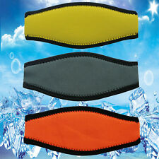 1Pcs Hair Strap Scuba Diving Snorkel Neoprene Cover Padded Protection Mask Strap