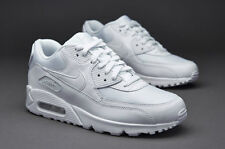 Mens Nike Air Max 90 Essential Trainers Leather Brand New *Limited Sale*