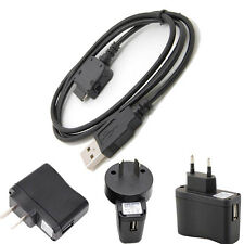 USB Wall Battery Charger power adapter data CABLE for HP iPAQ rz1700/rz1710 _bx