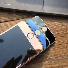 MIRROR FRONT & BACK TEMPERED GLASS SCREEN PROTECTOR FOR APPLE IPHONE 7 6 PLUS 5S