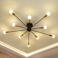 Modern Creative Ceiling Light Nordic Metal Pendant Lamp 10 Lights Chandelier 490