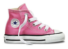 Converse Chuck Taylor Toddler All Star High Top Shoes- Pink