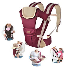 Baby Carrier Multi-functional Front Facing Kids Carrier Sling Backpack Kangaroo