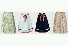 Ladies Summer Skirt 8 10 12 14 16 18 Floral Holiday A-Line Vintage 1 or 2 Pack
