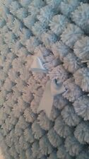 Baby Pom Pom Blanket ~ Various colours ~ Choice of 3 sizes