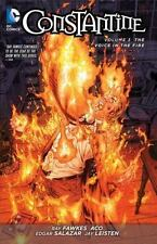 Constantine Volume 3 The Voice In The Fire TPB/Trade Paperback DC Comics