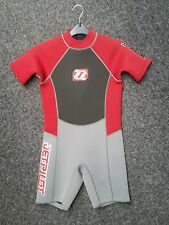Jetpilot Kids Youth Neo Shorty Wetsuit Surfing Wakeboard Neoprene Boys REDUCED