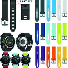 Replacement Sport Silicone Wristband for Garmin Fenix 5S GPS Watch Band Strap
