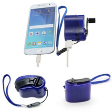 Dynamo USB Hand Crank Charger Emergency Power Eton Survival Camping Cell Phone