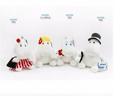 "Moomin ver.2 Plush Snorkmaiden Rag Doll 10"" Genuine Character Cushion Toy 1ea"