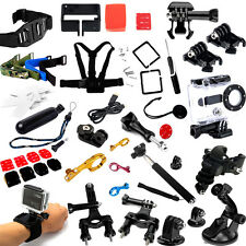 Head Floaty Roll Tripod Chest Cages Mount Accessories For GoPro HD Hero 3+3/2/1