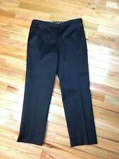 An original MILLY of New York Black Crop Pants   Size: 8