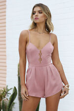 New women's Encapsulate Playsuit (Dusty Rose)