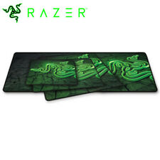 New Razer Fissure Edition Goliathus Speed Extended Gaming Mouse Mat Pad Green