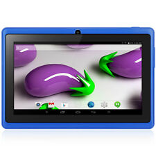 7'' Q88H A33 Tablet PC Android 4.4 WVGA Screen Quad Core 512M+8G WiFi Bluetooth