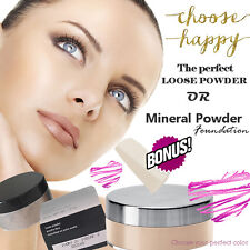 Mary Kay Mineral Powder Foundation or Loose Powder Choose your Color+Free Sponge