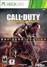 Call of Duty: Advanced Warfare - Day Zero Edition - Xbox 360 Video Game Deal