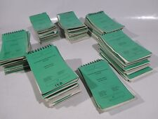 120x Army Cold Weather Mountain & High Altitude Survival Guide Booklet JOB LOT