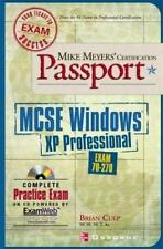 Mike Meyers' MCSE Windows(R) XP Professional Certification Passport (Exam 70-27
