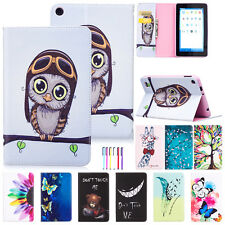 "Flip Leather Wallet Card Holder Stand Case Cover For Amazon Kindle Fire 7"" 2015"