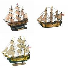 Wooden Tall Ship HMS Victory Model