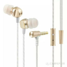 MEMT X5 In Ear Earphone 3.5MM Stereo Headset Dynamic Earbuds Hifi Bass Earphone