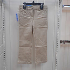 Girls Nautica Size 4 & 16 $34.00 Khaki School Approved Pants
