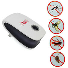 Ultrasonic Electronic Magnetic Drive Mosquito Repeller Rat Pest Repellent Reject