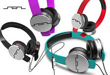 SOL REPUBLIC Tracks HD On-Ear Headphones with 3 Button Remote