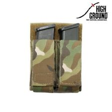 High Ground HG-7998 Double Pistol Mag Pouch