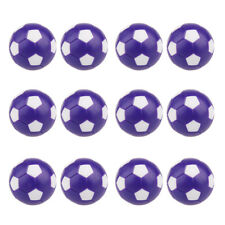 12 Pieces Foosball Table Football Replacement Balls 36mm