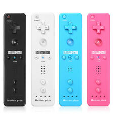 New For Nintendo Wii Wiimote Built in Motion Plus Inside Remote Controller