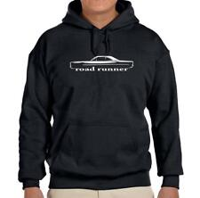 1968 1969 Plymouth Road Runner Hardtop Design Hoodie Sweatshirt FREE SHIP