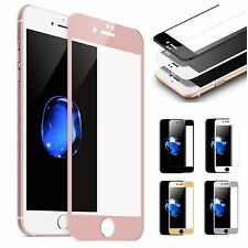 Full Premium Tempered Glass Screen Protector For iPhone 6S/7/7 Plus US STOCK