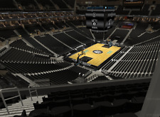 PORTLAND TRAIL BLAZERS @ BROOKLYN NETS 11/24/17 BARCLAYS AISLE SEATS TICKET PAIR