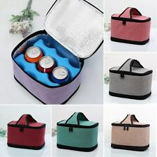 Waterproof Thermal Cooler Insulated Portable Tote Picnic Travel Lunch Bag Box