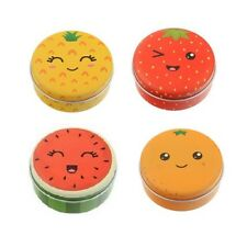 Berry Nice To Meet You Fruit Flavoured Lip Balm Tins Various Flavours