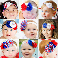 Accessories Headwear Headband Cute Baby Girl Toddler Lace Flower Hair Band K0016